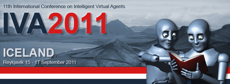 IVA09 - 9th International Conference on Intelligent Virtual Agents